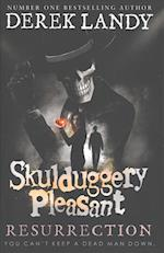 Resurrection (Skulduggery Pleasant, nr. 10)
