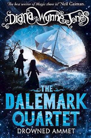 Bog paperback Drowned Ammet af Diana Wynne Jones