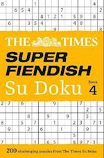 The Times Super Fiendish Su Doku