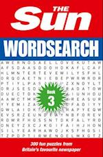 The Sun Wordsearch Book 3