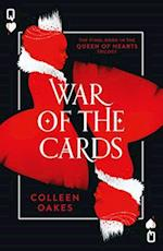 War of the Cards (Queen of Hearts, nr. 3)