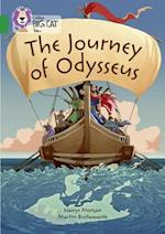 The Journey of Odysseus (Collins Big Cat)