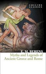 Myths and Legends of Ancient Greece and Rome af E. M. Berens