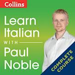 Learn Italian with Paul Noble: Complete Course af Paul Noble