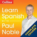 Learn Spanish with Paul Noble: Complete Course