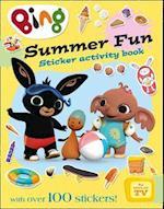 Bing's Summer Fun Activity Book (Bing)