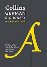 Collins German Dictionary (Collins Pocket)
