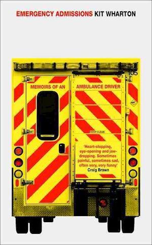 Bog, paperback Emergency Admissions af Kit Wharton