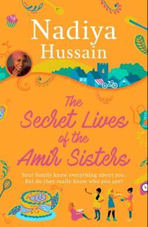 Bog, hardback The Secret Lives of the Amir Sisters af Nadiya Hussain