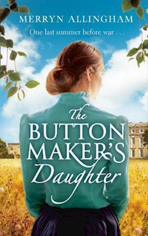 Bog, paperback The Buttonmaker's Daughter af Merryn Allingham