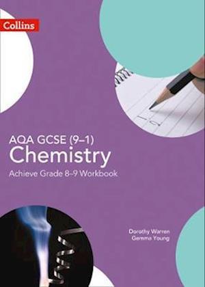 Bog, paperback AQA GCSE Chemistry 9-1 Grade 8/9 Booster Workbook