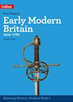 KS3 History Early Modern Britain (1509-1760) af Robert Peal