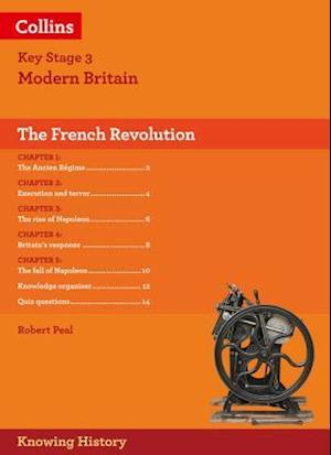 Bog, foldere KS3 History the French Revolution af Robert Peal