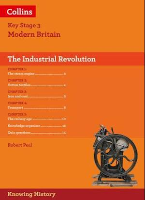 Bog, foldere KS3 History the Industrial Revolution af Robert Peal
