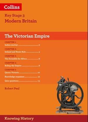 Bog, foldere KS3 History the Victorian Empire af Robert Peal