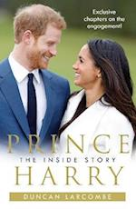 Prince Harry: The Inside Story af Duncan Larcombe