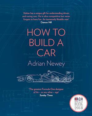 Bog hardback How to Build a Car af Adrian Newey