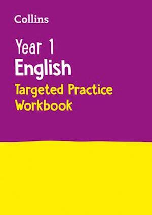Bog, paperback Year 1 English Targeted Practice Workbook af Collins KS1