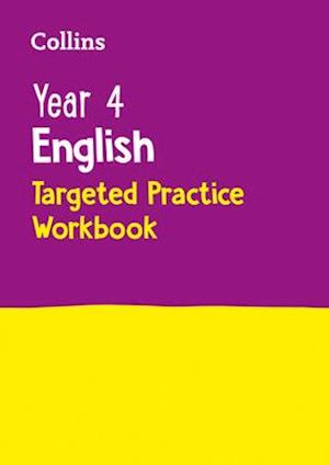Bog, paperback Year 4 English Targeted Practice Workbook af Collins Uk