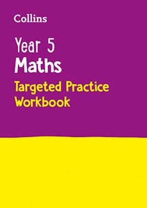 Bog, paperback Year 5 Maths Targeted Practice Workbook af KS2 Collins