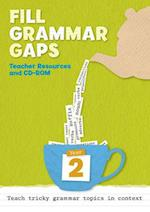 Year 2 Fill Grammar Gaps (Closing Gaps)