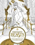 Fantastic Beasts and Where to Find Them: Magical Characters and Places Colouring Book (Fantastic Beasts Colouring Book, nr. 01)