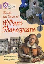 The Life and Times of William Shakespeare (Collins Big Cat)