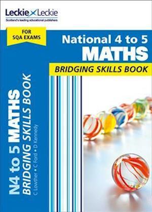 National 4 to 5 Maths Bridging Skills Book