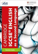 Cambridge IGCSE English as a Second Language Revision Guide (Letts Cambridge IGCSE)