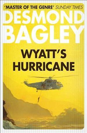 Bog, paperback Wyatt's Hurricane af Desmond Bagley
