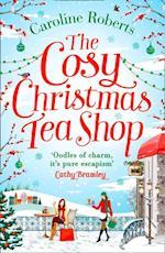 Cosy Christmas Teashop
