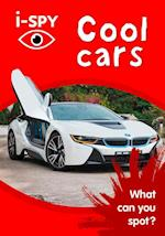 i-Spy Cool Cars (Collins Michelin i SPY Guides)