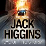 Eye of the Storm (Sean Dillon Series, Book 1) af Jack Higgins