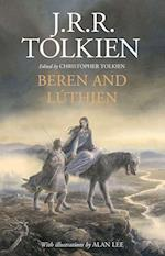 Beren and Lúthien (HB) af J. R. R. Tolkien