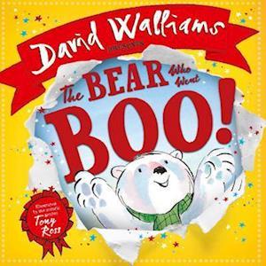 Bog, papbog The Bear Who Went Boo! af David Walliams