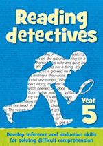 Year 5 Reading Detectives (Reading Detectives)