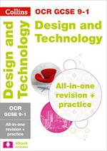 OCR GCSE Design & Technology All-in-One Revision and Practice (Collins GCSE Revision and Practice New Curriculum)
