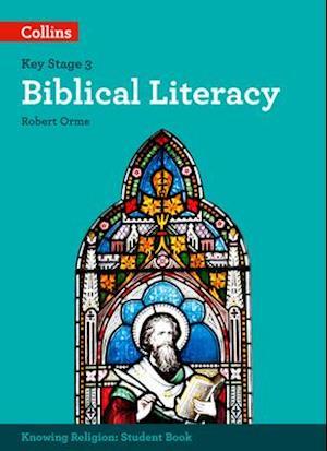 Bog, paperback Biblical Literacy af Robert Orme