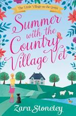 Summer with the Country Village Vet (Love in Langtry Meadows, nr. 1)