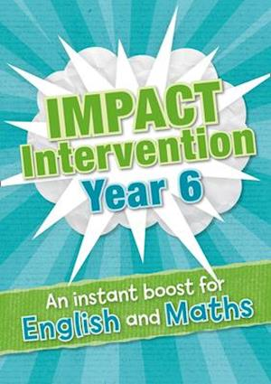 Bog, paperback Year 6 Impact Intervention