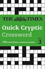 The Times Quick Cryptic Crossword book 3