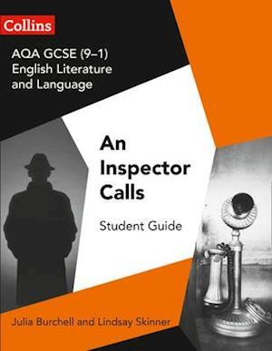AQA GCSE (9-1) English Literature and Language - An Inspector Calls