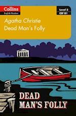 Dead Man's Folly (Collins Agatha Christie ELT Readers)