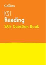 KS1 Reading SATs Question Book
