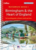 Birmingham & the Heart of England - No. 3 (Collins/Nicholson Waterways Guides)