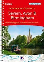 Severn, Avon & Birmingham No. 2 (Collins/Nicholson Waterways Guides)