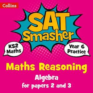 Year 6 Maths Reasoning - Algebra for papers 2 and 3