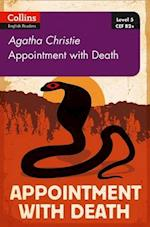 Appointment with Death (Collins Agatha Christie ELT Readers)