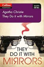 They Do It With Mirrors (Collins Agatha Christie ELT Readers)