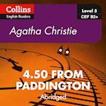 4.50 From Paddington: B2+ (Collins Agatha Christie ELT Readers)